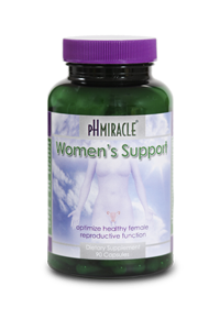 pH Miracle Woman's Support