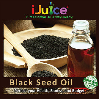 iJuice Black Seed Oil 2oz