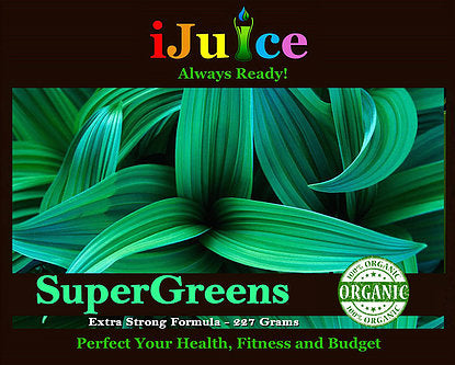 iJuice SuperFruits Juice