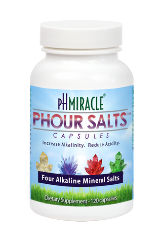 pHour Salt Capsules-180 count