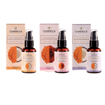 Tumerica 3 Step Skin Care GIFT SET
