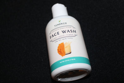 Tumerica® Creamy Milk Face Wash