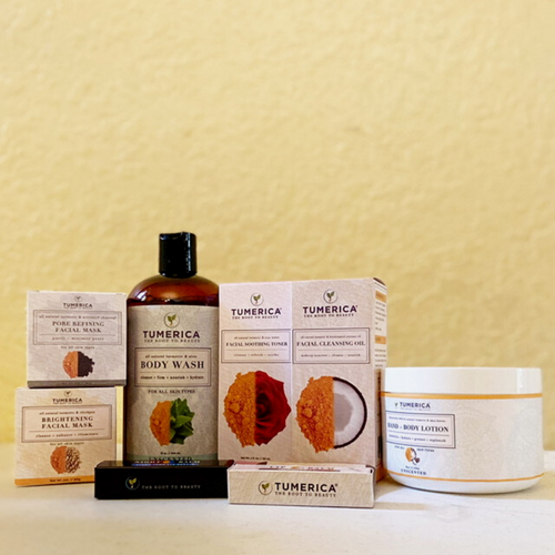 Body and Face Bundle Gift Set