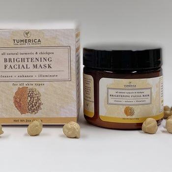 Brightening Facial Mask - Tumerica