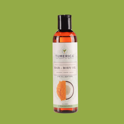 Tumerica Hair and Body Oil