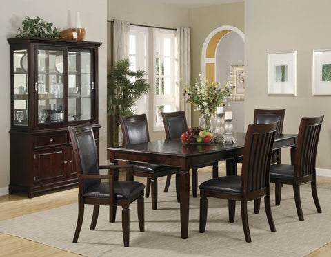 Ramona Formal Rectangular Five-Piece Dining Set