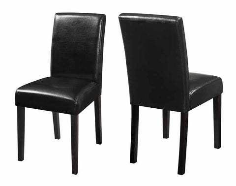 Clemente Black Side Chair