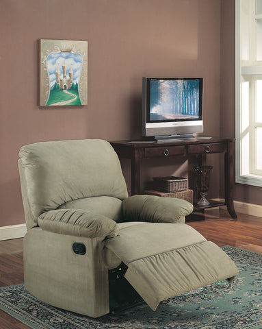 Casual Sage Motion Recliner