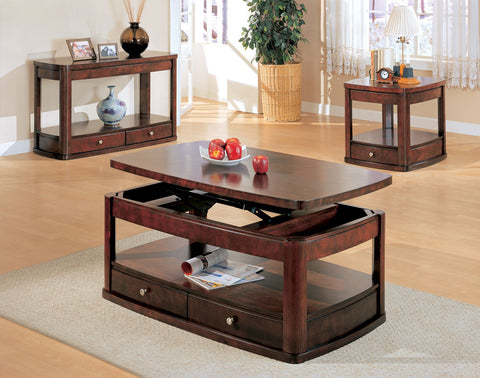 Evans Contemporary End Table