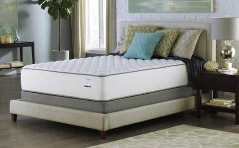 "12.5"" Queen Size Mattress -Firm Tight Top- Foam Encased - 650 Lfk"