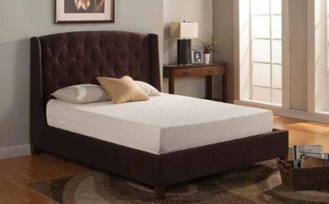 "9"" Gel Infused Visco Memory Foam Mattress"