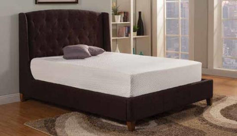 "11"" Gel Infused Visco Memory Foam Mattress"