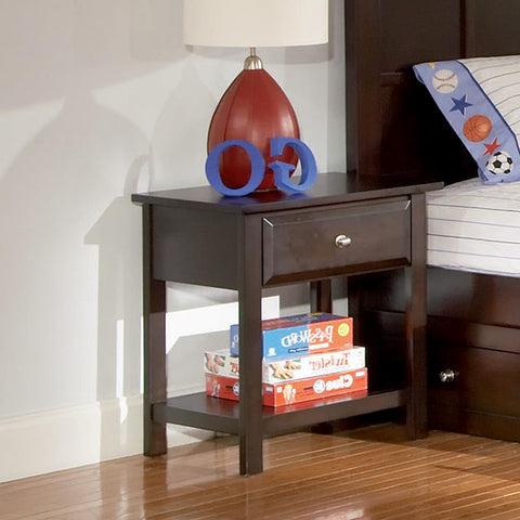 Jasper Brown Nightstand