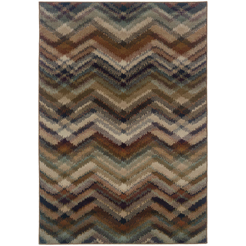 Balboa Collection Pattern 4205C 8x11 Rug