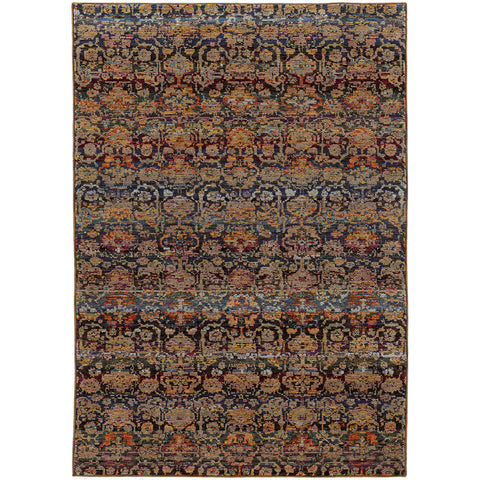 Andromeda Collection Pattern 6836C 6x9 Rug