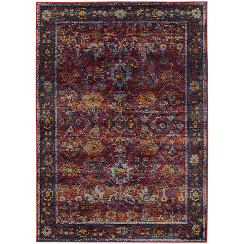 Andromeda Collection Pattern 7153A 6x9 Rug