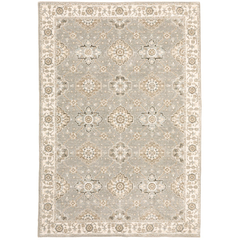 Andromeda Collection Pattern 8929H 6x9 Rug