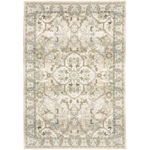 Andromeda Collection Pattern 9818G 6x9 Rug