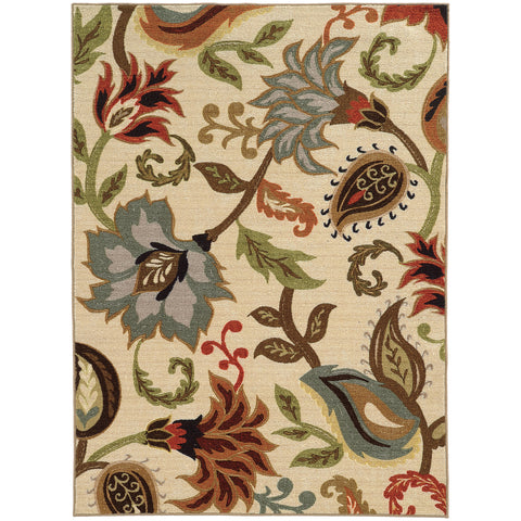 Cinderella Collection Pattern 15927 6x9 Rug