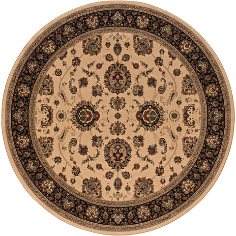 Grande Collection Pattern 130/7 6' Round Rug