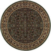 Grande Collection Pattern 213G8 6' Round Rug
