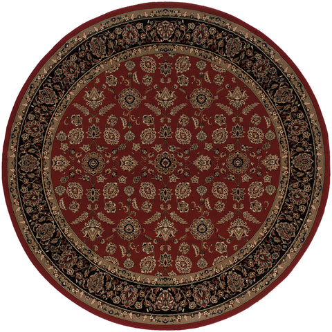 Grande Collection Pattern 271C3 6' Round Rug