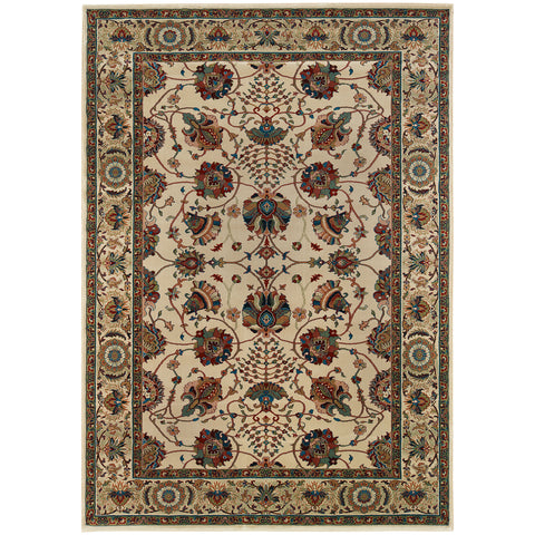 Grande Collection Pattern 431O3 6x9 Rug