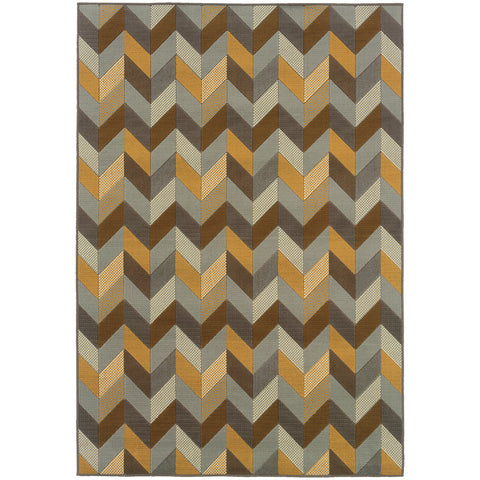 Amina Collection Pattern 4902X 8x11 Rug