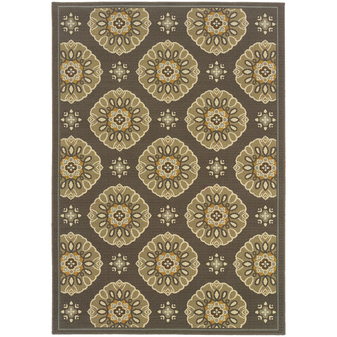 Amina Collection Pattern 5863N 6x9 Rug