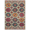 Everly Collection Pattern 405J5 6x9 Rug