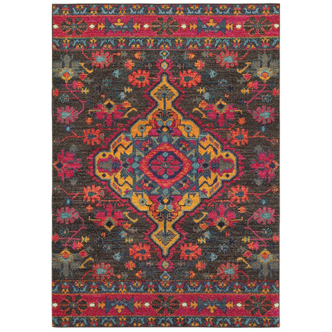 Everly Collection Pattern 8222D 6x9 Rug
