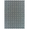 Kaya Collection Pattern 1333B 6x9 Rug