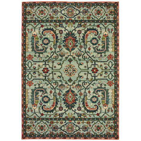 Donatello Collection Pattern 8490B 6x9 Rug