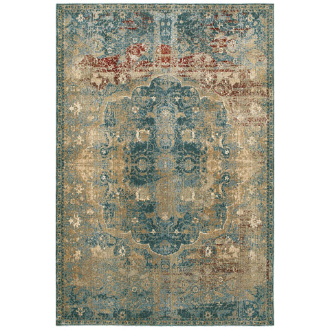 Eugenie Collection Pattern 4449H 6x9 Rug