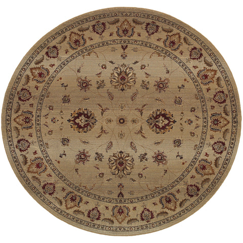 Collins Collection Pattern 034J1 8' Round Rug
