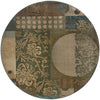 Collins Collection Pattern 511Z1 8' Round Rug