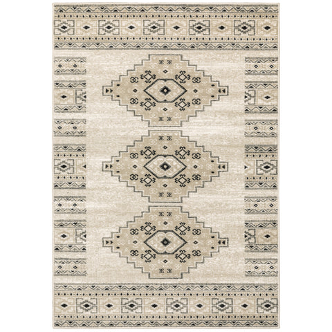 Athens Collection Pattern 643A0 8x10 Rug