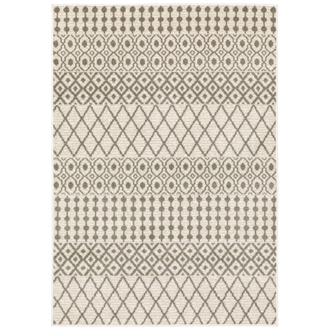 Athens Collection Pattern 717B0 8x10 Rug