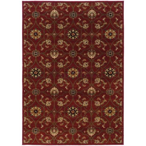 Elizabeth Collection Pattern 3299A 6x9 Rug