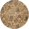 Elizabeth Collection Pattern 4877B 8' Round Rug