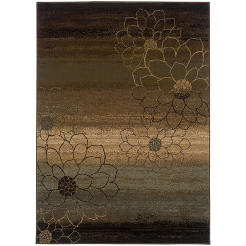 Elizabeth Collection Pattern 074A1 6x9 Rug