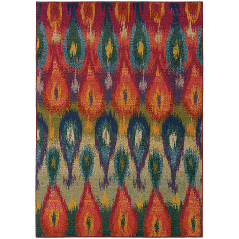 Alisa Collection Pattern 2061Z 6x9 Rug