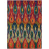 Alisa Collection Pattern 2061Z 5x8 Rug