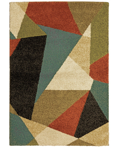 Emily Collection Pattern 1332N 6x9 Rug