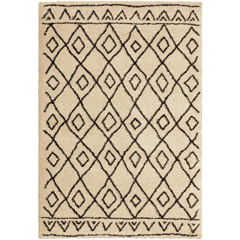 Emily Collection Pattern 532W1 5x8 Rug