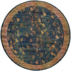 Blake Collection Pattern 349B4 6' Round Rug