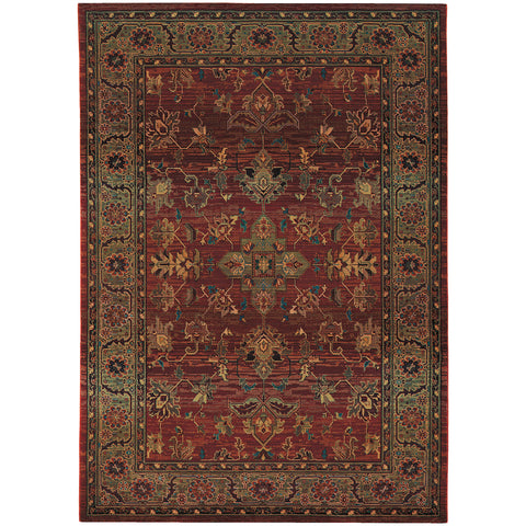 Blake Collection Pattern 836C4 5x8 Rug