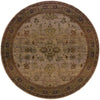 Blake Collection Pattern 836Y1 8' Round Rug
