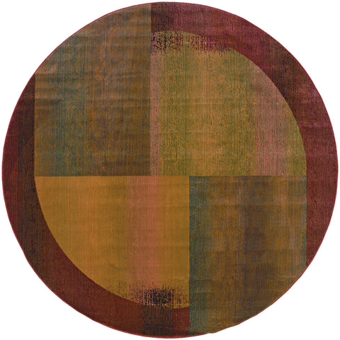Molly Collection Pattern 1092W 6' Round Rug