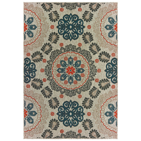 Allison Collection Pattern 1903W 8x10 Rug